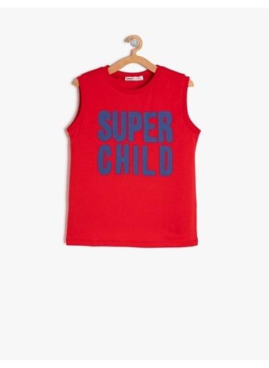 Koton Kids Atlet Kırmızı